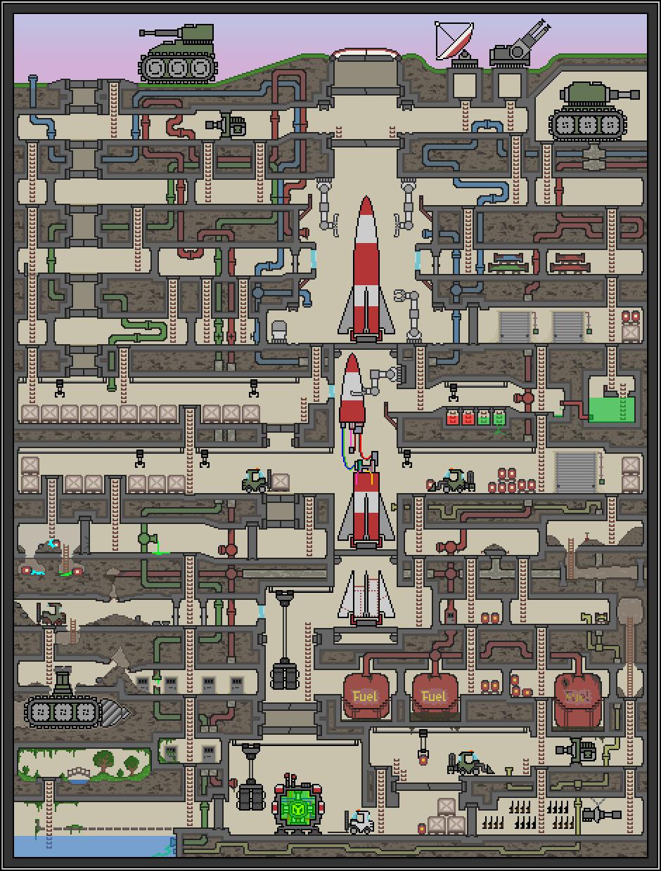pixel vault